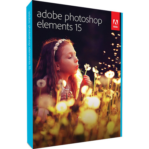Adobe Photoshop Elements 15 PC