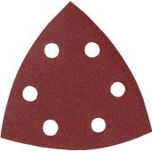 Makita Driehoekschuurschijf 94x94x94 mm K80 (10x)