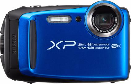 Fujifilm FinePix XP120 Blauw