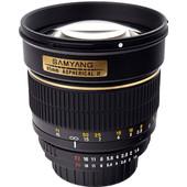 Samyang 85mm f/1.4 Aspherical IF MC Canon