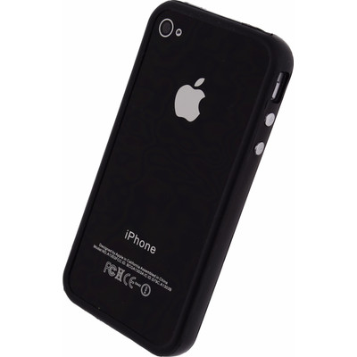 Xccess Bumper Black Apple iPhone 4S