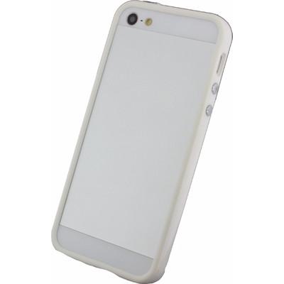 Veripart Bumper Case Apple iPhone 5 / 5S White