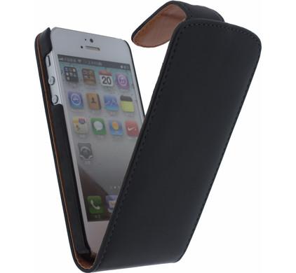 Xccess Leather Flip Case Apple iPhone 5/5S/SE