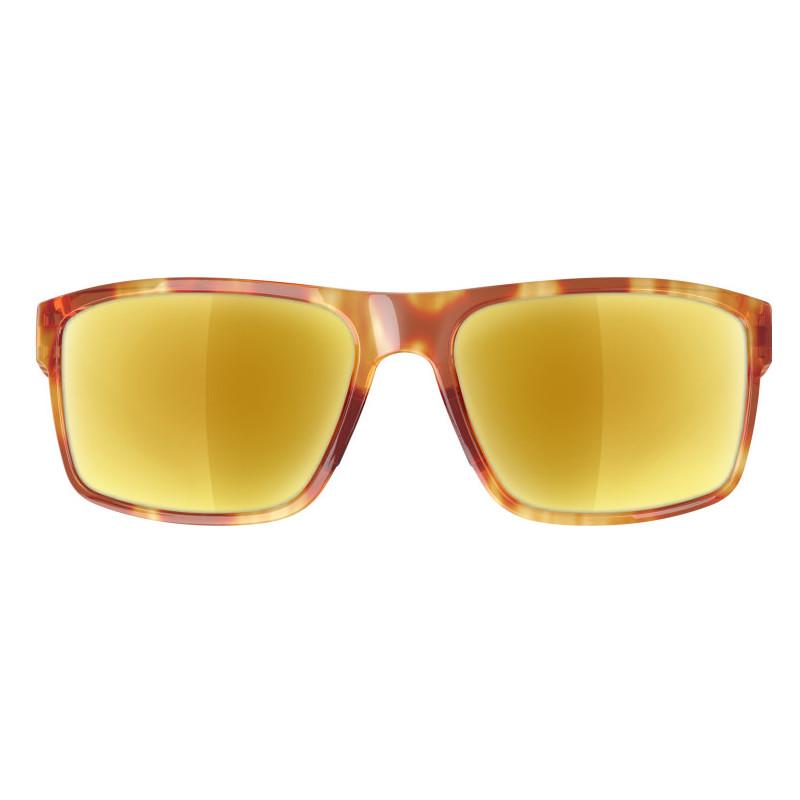Adidas Whipstart Brown Havana-Gold Mirror Lens
