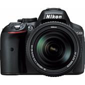 Nikon D5300 + AF-S 18-140mm f/3.5-5.6G ED VR