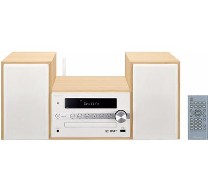 Pioneer X-CM66 Wit