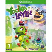 Yooka-laylee Xbox One