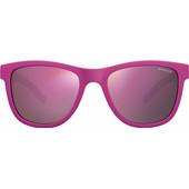 Polaroid Kids 8018/S Rose Purple/ Pink Mirror Polarized Lens