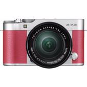 Fujifilm X-A3 Roze + XC16-50mm II EE