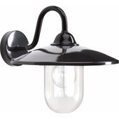 KS Verlichting Brig Wandlamp Zwart
