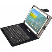 Port Designs Muskoka Universele Keyboardcase 10,1 inch Zwart