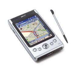Acer n35 GPS