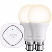 Belkin WeMo LED-Lamp Starter Set