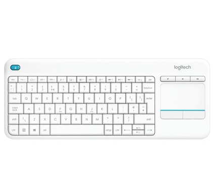 Logitech K400 Plus Wireless Touch Wit QWERTY