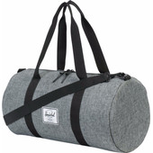 Herschel Sutton Mid-Volume Raven Crosshatch/Black