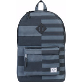 Herschel Heritage Routes/Black Synthetic Leather