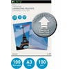 Leitz UDT iLAM Lamineerhoezen 100 micron A3 (100 Stuks)