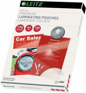 Leitz UDT iLAM Lamineerhoezen 175 micron A4 (100 stuks)