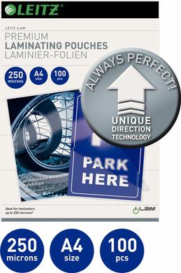 Leitz UDT iLAM Lamineerhoezen 250 micron A4 (100 stuks)
