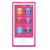 Apple iPod Nano 16GB Roze