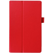 Just in Case Lenovo Tab 3 8 inch Folio Case rood