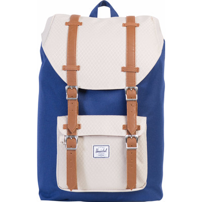 Herschel Little America Mid-Vol Twilight Blue/Pelican/Tan Le