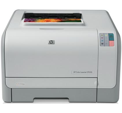 HP Color LaserJet CP1215 Toner Pack