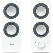 Logitech Z200 Multimedia 2.0 Speakers Wit