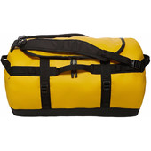 The North Face Base Camp Duffel Summit Gold/TNF Black - S
