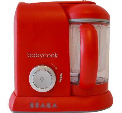 Beaba Babycook Stomer en Blender Solo Rood