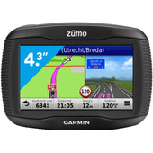Garmin Zumo 340LM Centraal Europa