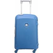 Delsey Belfort Plus SLIM 4 Wheel Cabin Trolley 55 cm Blue