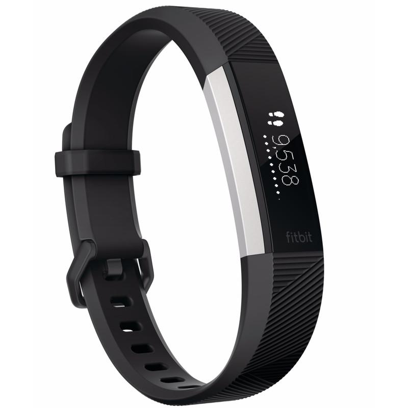 Dagaanbieding: Fitbit Alta HR Zwart – S