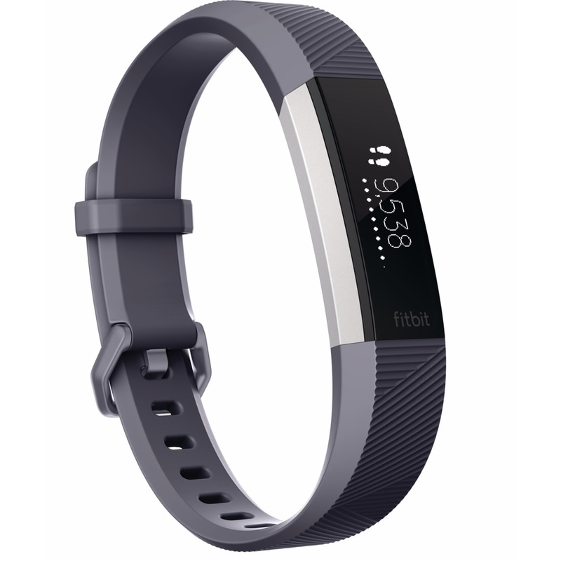 Fitbit activiteitstracker Alta HR Grijs (Small)