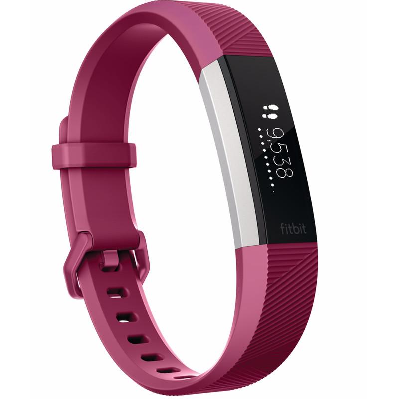 Dagaanbieding: Fitbit Alta HR Roze – S