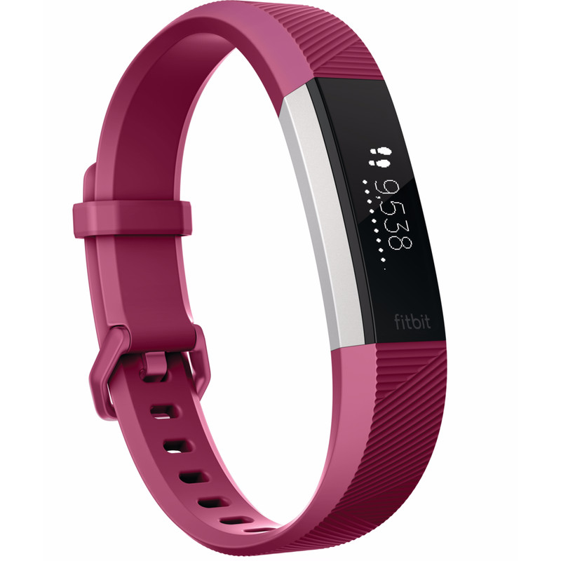 Fitbit Alta HR Roze S