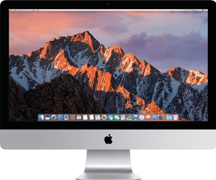 Apple iMac 27'' MK482N/A 4,0GHz 8GB - 2TB Azerty