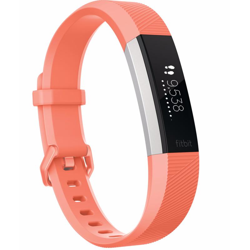 Fitbit Alta HR Oranje L