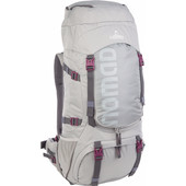 Nomad Batura Womens Fit 55L Mist Grey