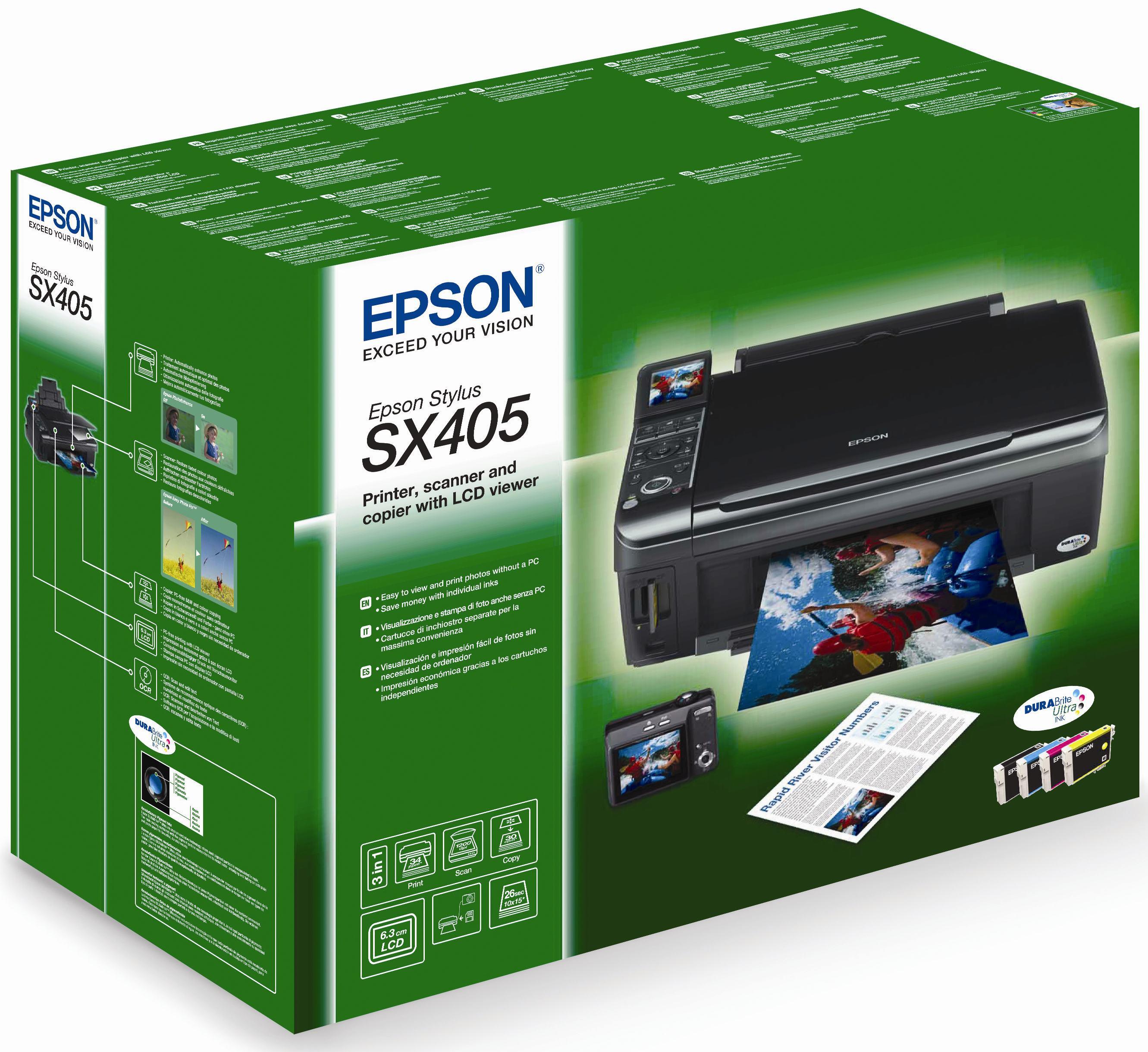 Epson Stylus SX405