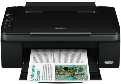 Epson Printer Sx105 Drivers