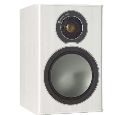 Monitor Audio Bronze 1 (per paar) Wit