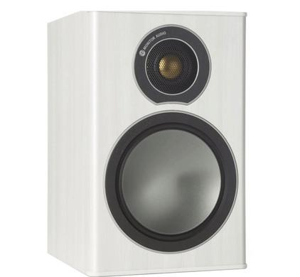 Monitor Audio Bronze 1 (per paar) Wit