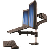 StarTech Monitor Arm met Laptopstandaard