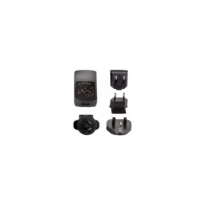 Garmin VIRB AC-Adapter Internatonal (010-11921-17)