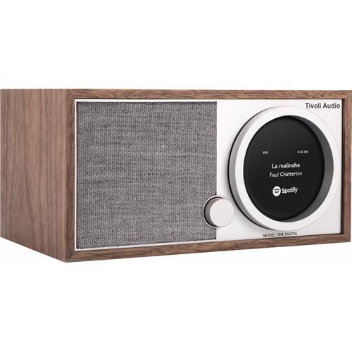 Tivoli Audio Model One Digital Walnoot
