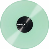 Serato Control Vinyl Glow in the Dark (set van 2)