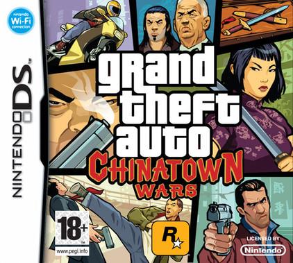 Grand Theft Auto: Chinatown Wars DS