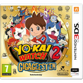 Yokai Watch 2: Giga Geesten 3DS