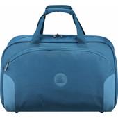 Delsey U-Lite Classic 2 Cabin Duffle Bag 50 cm Cyan